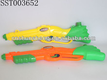 juguete de agua mango de plástico de alta tirador de la bomba de agua pistola