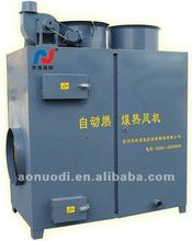 Full-Aotomatic Coal-Fired Hot-Air Heater For Greenhouse/Idustrial/Poultry chicken house etc)
