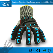 QLSAFETY anti oil first choice oil gas and mining gloves
