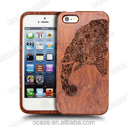 Alibaba Wooden Cell Phone Case For iPhone Phone Cover For iPhone 5s.