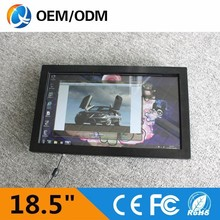 18.5 inch Thin Client Industrial Computer All in One PC Desktop led Design