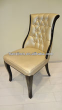 Haoxin hot selling solid wood dining chair C2065-1
