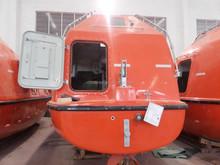 7.5 m tamamen kapalı gemi filika üreticileri satılık