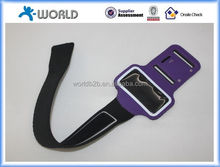 High quality mobile phone cases 5.5 inch mobile phones running armband made in China