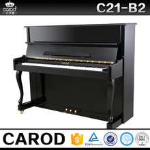 C21-B2 Best quality reasonable price upright piano