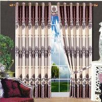 2014 china wholesale ready made curtain,curtains spaghetti
