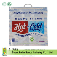 Aluminum Foil Waterproof Hot Cold Cooler Insulated Thermal Bag
