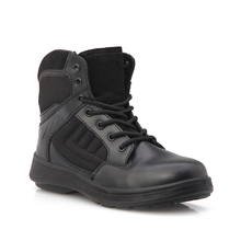 2015 new item mens Extreme Cold Weather Pro Boots police boots