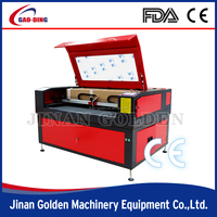 CO2 Laser Cutter for Applique Embroider Patches/Fabric Logos/Letters