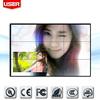 Hot sale 47 inch exhibition hd led video wall 4.9mm ultra narrow bezel for displaying advertisment VGA/HDMI/DVI/BNC 2x2