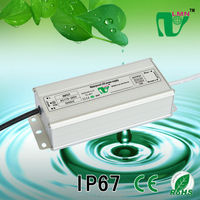 79W waterproof constant current led driver