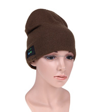 2015 best selling mens winter hat fashionable design bluetooth winter hat