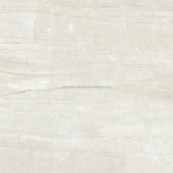600x600 White Spanish Design Polished Glazed Porcelain Tile Looks Like Marble