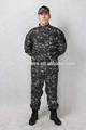 Xxs- xxl ripstop camuflaje táctico trajes de ropa al por mayor bdu uniforme militar