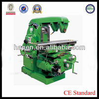 Universal Knee type turret small cnc milling machine