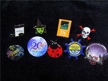 2014 wholesale led custom metal pilot wings pin badge