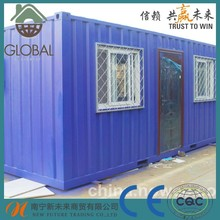 china manufacture customized Office Container Home For Sale