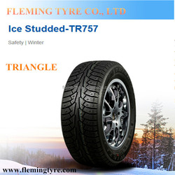 Triangle brand winter tires Ice Studded car tyre