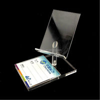 Hot Sale New Style Clear Acrylic Mobile cell phone display stand holder