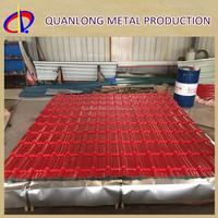 GI/GL PPGI Corrugated Metal Color Roof Price