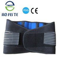 2015 New Product on China Market neoprene back brace Waterproof lumbar support