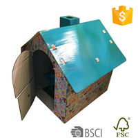 Can fold in second dog house dog cage pet house