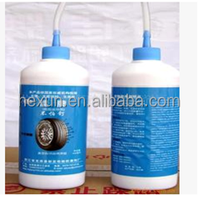 Tire repair agent and tire repair