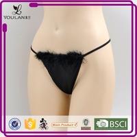 China Factory Moder Stylish Mature Women Cotton G String Panties