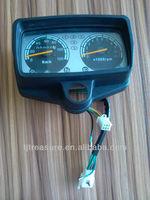 2014 hot selling Multifunction motorcycle digital speedometer /speed clock AX100
