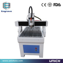 Easy operation cnc router machine for aluminum 600*900mm