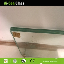 Insulated Glass Function and Curve/Flat Shape curved laminated glass