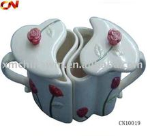 fashion ceramic love gift for lovers