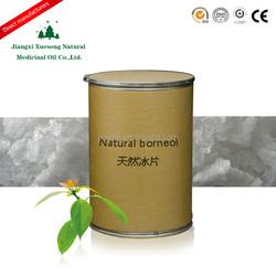 96% D-borneol Natural Borneol Plant Extract