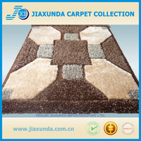 Hot sale Polyester Long Pile carpet padding price lowes