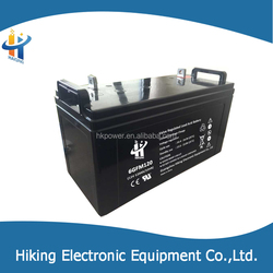 China Battery Manufacturer gel 12v 120ah solar battery price