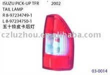 TAIL LAMP FOR ISUZU PICK-UP TFR ' 2002