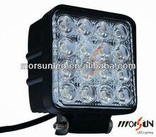 12V 24V High performance 4000 lumen 4.5inch 48W LED work lamp MS-2210-48W
