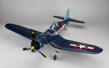 Warbirds series EFLY-4B 2 rc control systerm 2.4GHz F4U Corsair V2 (EPO) Scale airplane model