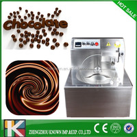 new design high quality commercial mini chocolate processing machine stainless steel chocolate making machine