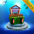 frutas de la moneda operado juego de premio golpear la máquina máquina de juego