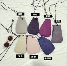 2015 Fashion girls mobile phone leather case