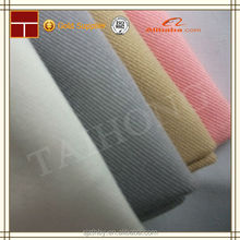 twill fabric 65% cotton 35% polyester 240 gsm