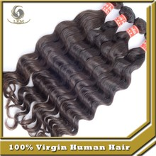 Great buy 6A Indian Remy Human Hair Extension Natural Curl Wave Natural Color