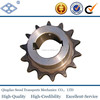 ISO standard C45 pitch 31.75 roller 19.56 roller chain 18T finished bore double pitch chain sprocket 20A