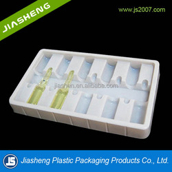 PS blister tray for oral liquid