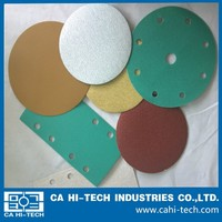 dry and wet silicon carbide waterproof abrasive paper/sandpaper disc