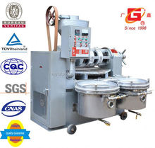 oil production line palm oil mini automatic press machine with filter