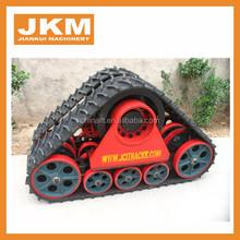 ATV/SUV rubber track/crawler/belt convert system/ kits for sale