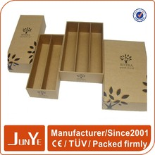 Tea Gift Packaging Paper Box With Dividers