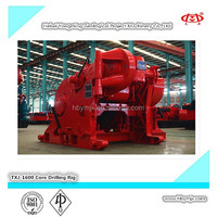 Core Drilling Rig,Coal Mining Drilling Machine,1200m-1600m